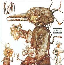 Untitled [PA] by Korn (CD, Jul-2007, Virgin)