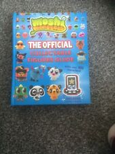 moshi monsters the offical collectable figure guide book