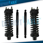 Jeep Liberty Dodge Nitro Struts & Spring + Rear Shock Absorbers All Front & Rear