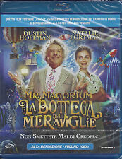 Blu-ray «MR. MAGORIUM LA BOTTEGA DELLE MERAVIGLIE» con Dustin Hoffman nuovo 2008
