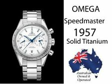 Titanium Case Men's OMEGA Wristwatches