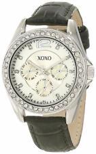 XOXO Women's XO3351 Dark Green Strap Watch