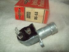 NOS Headlight Dimmer Switch Standard DS-53
