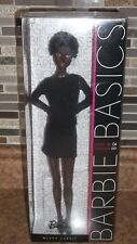 NEW Barbie Basics Model #04 Collection #001 African American Doll