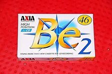 AXIA   BE 2     46                       BLANK CASSETTE TAPE (1) (SEALED)