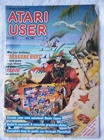63112 Issue Vol 03 No 01 Atari User Magazine 1987