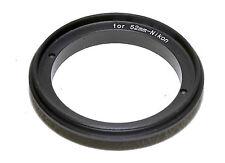 Kood Reversing Ring Nikon 52mm