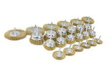 24 Cepillo De Alambre Brocas - 2 3 4 Pulgadas-accesorio de taladro Cepillos MTG24