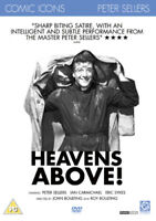 Heavens Above! DVD (2007) Peter Sellers, Boulting (DIR) cert PG ***NEW***