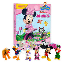 Minnie Mouse My Busy Book, Map, Figures