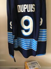 Pascal Dupuis Pittsburg Penguins Jersey Winter Classic 2011 New