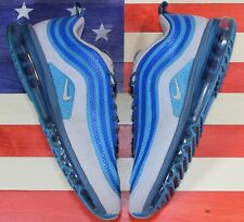 7d2c8f331 Nike Air Max 97 2013 Hyperfuse Running Shoe Blue Grey 360 95  631753-400