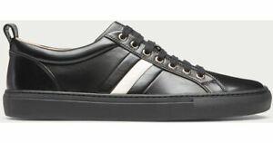 Bally men's sneakers, Hendris, black EUR 44, US11 UK 10.5