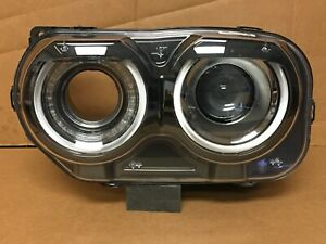 2015 2016 2017 2018 2019 2020 Dodge Challenger Hellcat SRT LH Xenon Headlight OE