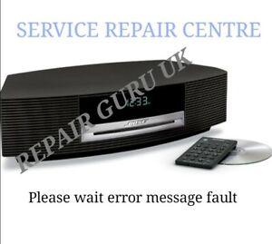 Bose Sound Wave Repair/ Bose Repair And Services