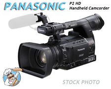Panasonic Camera P2 HD Handheld Camcorder AG-HPX255PJ New Old Stock - Sealed Box