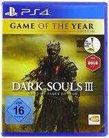 Dark Souls 3 The Fire Fades Edition GOTY PS4 Neu+in Folie