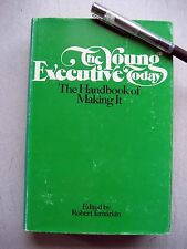 """""""The Young Executive Today (1972) The Handbook of Making it"""" Edited by Tamarkin"""