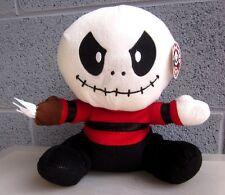 PEEK-A-BOO TOYS slasher Freddy Skellington plush doll NWT scary knock-off ghost