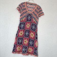Hysteric Glamour Crochet Lace Knitting Dress #102001