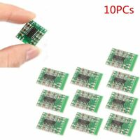 10PCS Mini PAM8403 Audio Module Digital Amplifier Board Class D 2*3W USB Power