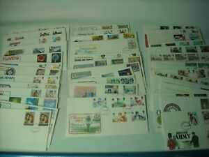 Choose ONE OR MORE MERCURY FIRST DAY COVERS 1983 to 1988 Buy 5 @ 20% off See T&C