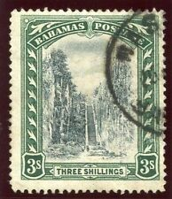 Used Single George V (1910-1936) Bahamian Stamps