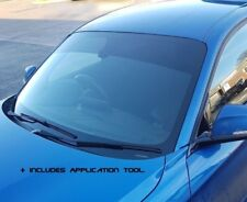 PRO CAR WINDOW TINT SUN STRIP 5% 254MM x 1500MM + Includes Application Squeegee