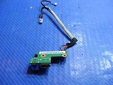 "HP Pavilion dv6500 15.4"" OEM USB & DC Jack Board Module w/Cable DDAT8APB200 ER*"