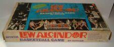 VINTAGE 1973 OFFICIAL LEW ALCINDOR BASKETBALL GAME W/BOX  RARE CLEAN ORIGINAL