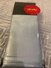Donna Karan Standard Queen Sham Ocean Collection Blue Velvet Pillow
