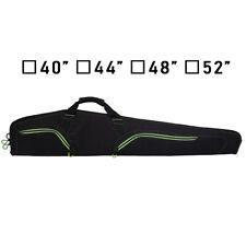 "40"" 44"" 48"" 52"" Soft Rifle Case Long Tactical Black Scoped Rifle Soft Padded Bag"