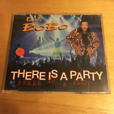 DJ Bobo - There is a Party (CD Single)