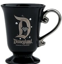 Disneyland 60th Anniversary Mug Diamond Celebration Coffee Cup 2016