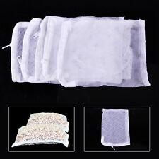 5x Filter Bag For Bio Ball Carbon media Ammonia Aquarium Fish Tank Pond Filter