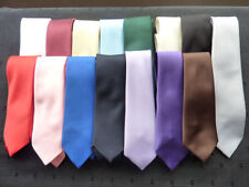 Corbatas de niño blancos
