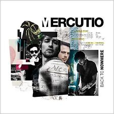 Mercutio - BACK TO NOWHERE [CD]