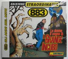 883 LA DONNA IL SOGNO & IL GRANDE INCUBO CD NUOVO