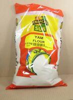 1500gr Yam Flour / Mehl aus Yams Wurzeln , GLUTENFREI, von Tropical Sun