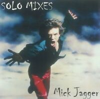 Mick Jagger Solo Mixes CD 1 Disc 13 Tracks Music State Of Shock Rolling Stones