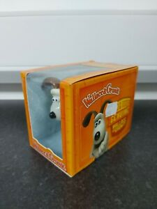 """Collectable Licensed Solar Powered Pal - Wallace & Gromit- """"GROMIT"""""""