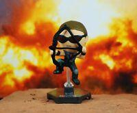 Marvel Universe Figure Figurine Superhero Avengers Hawkeye CAKE TOPPER K1046_Y