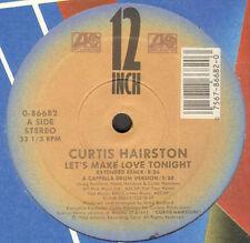 CURTIS HAIRSTON - Let's Make Love Tonight / Take Charge - 12 Inch