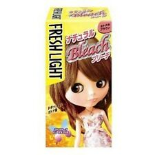 FRESH LIGHT Japan Blythe Bubble Hair NATURAL BLEACH Color DYING KIT