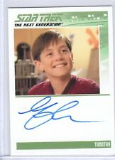 Star Trek TNG series 2 Joshua Harris auto.card