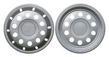 "set of 4 22.5"" Plastic truck coach wheel trims hub caps"