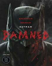 Batman - Damned 1 - Panini - Comic - deutsch - NEUWARE - HARDCOVER  -