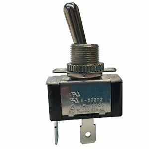 Gardner Bender GSW-121 Heavy-Duty Electrical Toggle Switch SPST ON-OFF 20 A/1...
