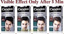 Delia Cameleo MEN Hair Color Cream 5 min 30ml Black Dark Brown Light Brown