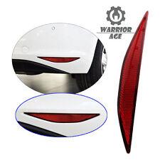x1 Rear Bumper Reflector Right Passenger Side Dark Red 5G0945106 For VW Golf MK7